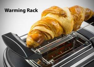 Andrew James warming rack