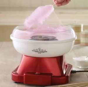 Gourmet Gadgetry Cotton Candy Floss Maker