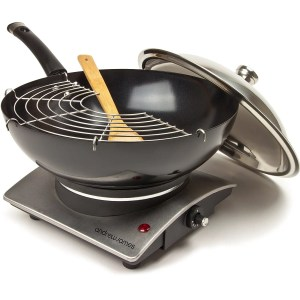 cheap electric wok