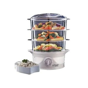 number 3 rated electric food steamer