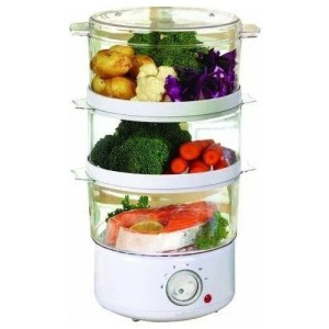 number 5 rated electric food steamer
