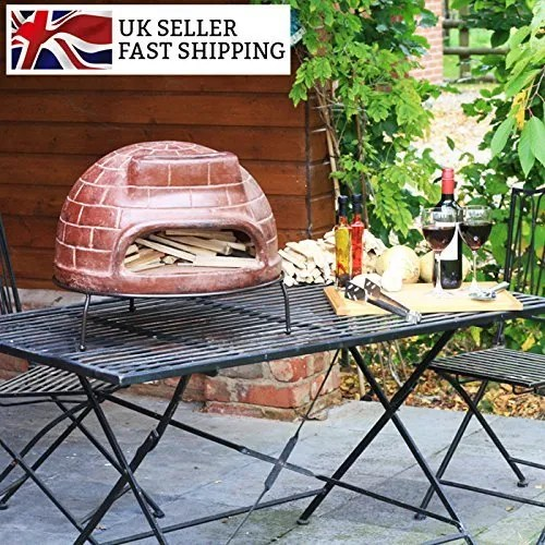 Great Outdoor Kitchen Complete With Pizza Oven: Best Pizza Oven UK Reviews 2019
