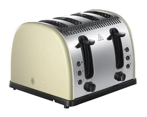 Russell Hobbs Legacy 4-Slice Toaster 21302 Review