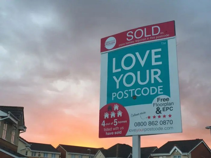 buy home with Love Your Postcode