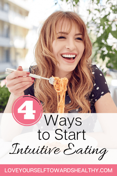 4 Ways to start intuitive eating today with anti-diet nutritionist Meridith Oram