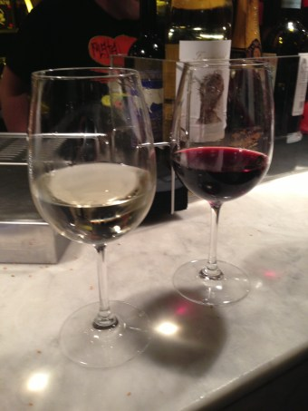 Wine is cheaper than soft drinks in some pintxos bars. Red wine is served chilled in San Sebastian.