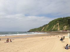 Zurriola, surfers' beach