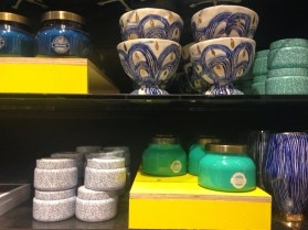 buying candles with new fragrances