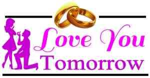 Love you tomorrow
