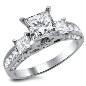 14k-White-Gold-1.-5-8ct-TDW-Certified-3-Stone-Enhanced-Princess-Cut-Diamond-Engagement-Ring