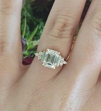 Emerald Cut Engagement Rings Pros And Cons