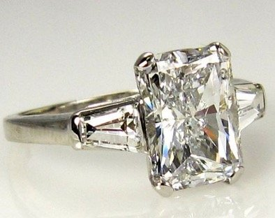 Radiant Cut Diamond Engagement Rings Pros And Cons