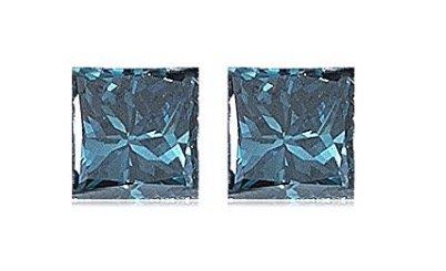 0-96-cts-si1-princess-2-pcs-loose-teal-green-blue-diamond