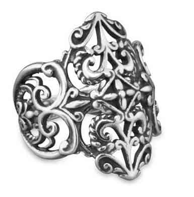 sterling-silver-vintage-heart-ring