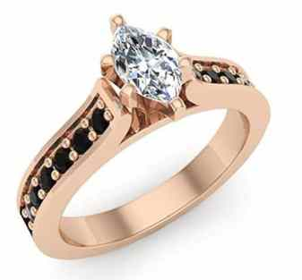 34-ct-tw-black-white-marquise-natural-diamond-engagement-ring-in-14k-gold