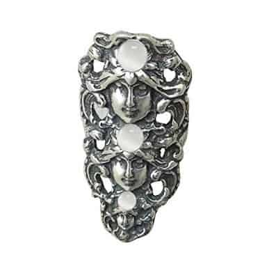 a-stunning-sterling-silver-triple-goddess-ring-with-white-moonstone-made-in-america
