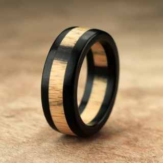 ebony-wooden-ring
