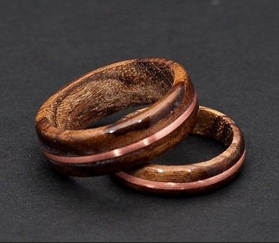 Types Of Wood For Rings Part 3 Purple Heart To Zebrawood