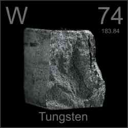 tungsten-metal