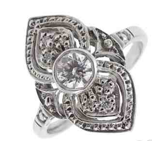 art-deco-inspired-lotus-shaped-plaque-ring