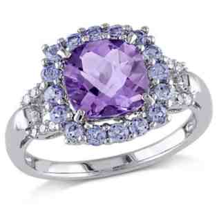 genuine-amethyst-tanzanite-ring