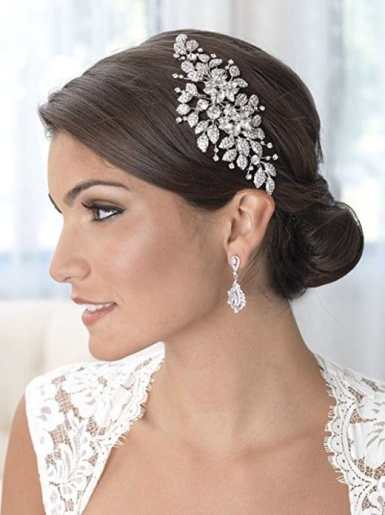 Beautiful Bridal Hair Combs For Your Updo