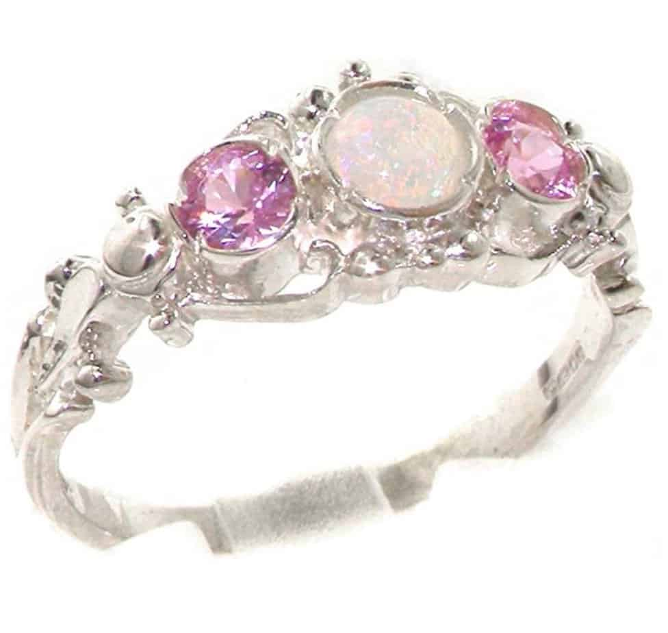 5 Funky Pink Tourmaline Engagement Rings To Really Jazz