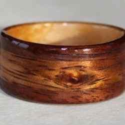 koa wood ring care
