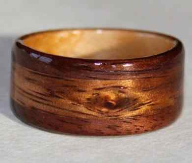 koa wood ring care
