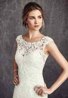 bateau wedding dress neckline