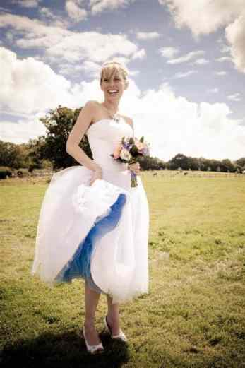 buying your wedding dress online advice