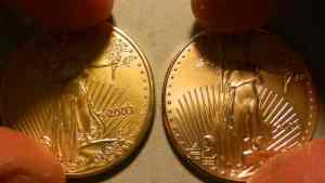 real vs fake gold