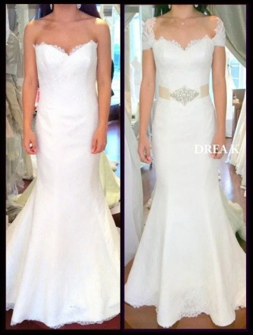 The sewing professional how to choose a specialist for your before and after wedding dress alterations junglespirit Choice Image