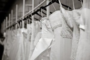 Guide To Shopping For Used Wedding Dresses