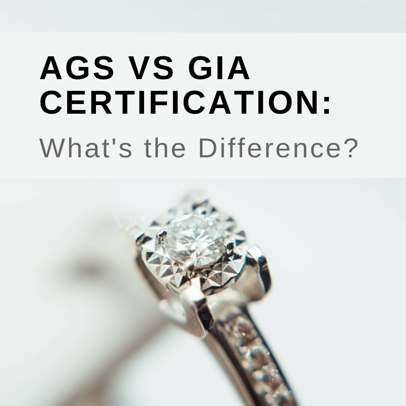 Ags Vs Gia Certification Whats The Difference Love You Tomorrow