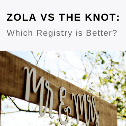 zola vs the Knot Which registry is better