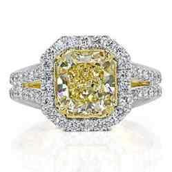 yellow gemstone
