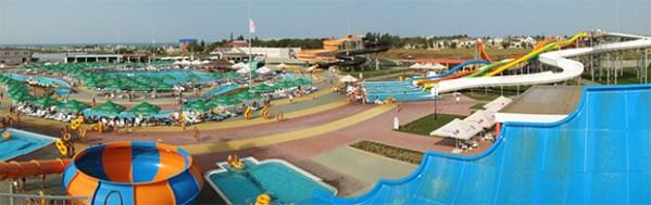 Аквапарк в Кирилловке - цены 2016, отзывы, фото.