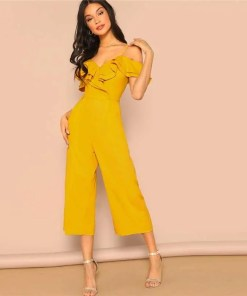 Women's Cold Shoulder Layered Jumpsuit.jpg