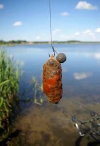 ПВА мешок для ловли карпа