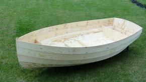 Деревянная лодка из досок своими руками чертеж 5