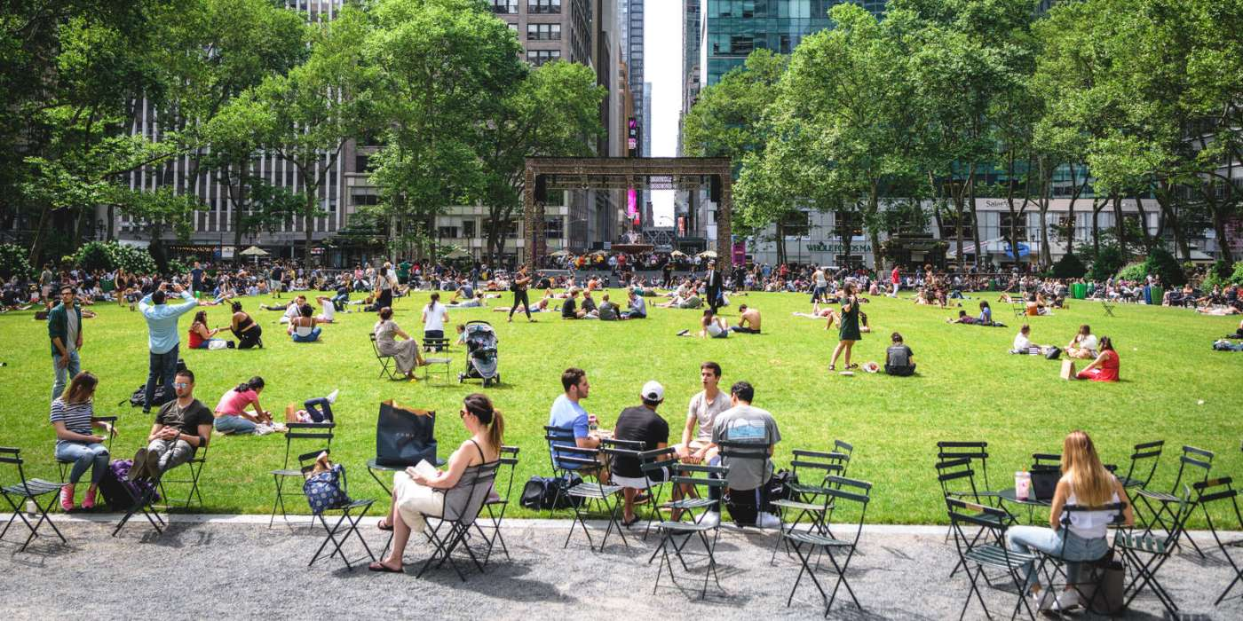 ▷ Bryant Park | Things to do in Bryant Park NYC 2020