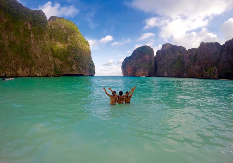 Maya Bay Moonlit Adventure