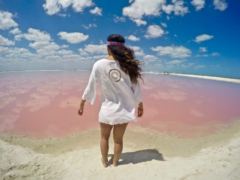 A Road Trip to the Magical Pink Lagoon