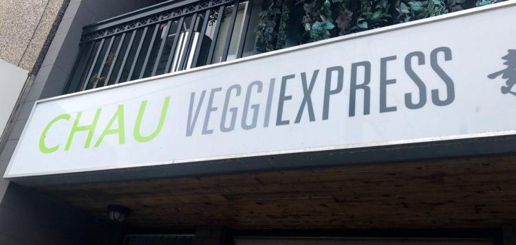 Vietnamese cuisine at Chau VeggiExpress