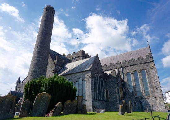 St. Canice's Round Tower and Cathedral