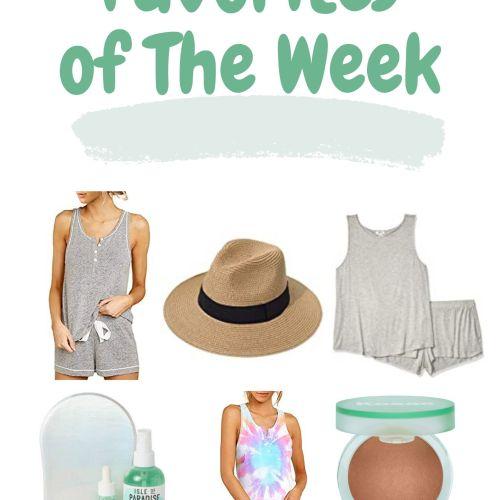 Weekly Favorites 5/18