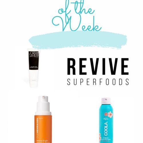 Weekly Favorites 6/8