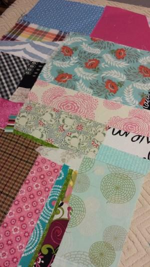 Layout fabrics