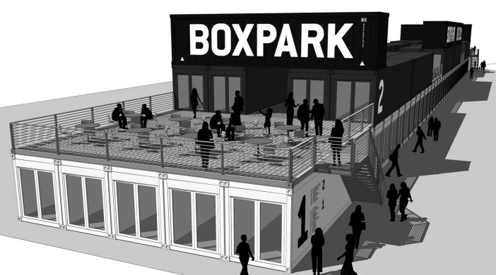 Shoreditch Boxpark
